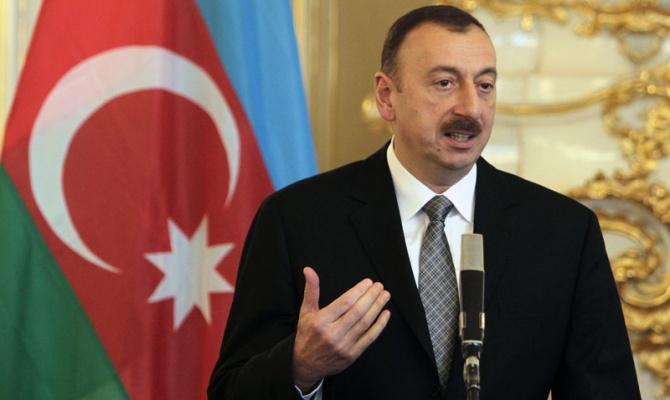 Aliev-Azerbaizhan
