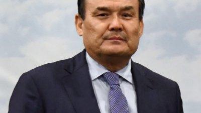 Б. Амреев